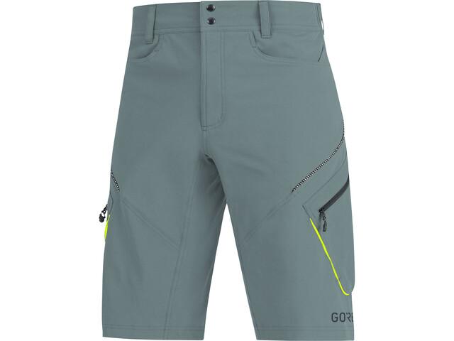 GORE WEAR C3 Trail Shorts Hombre, nordic blue